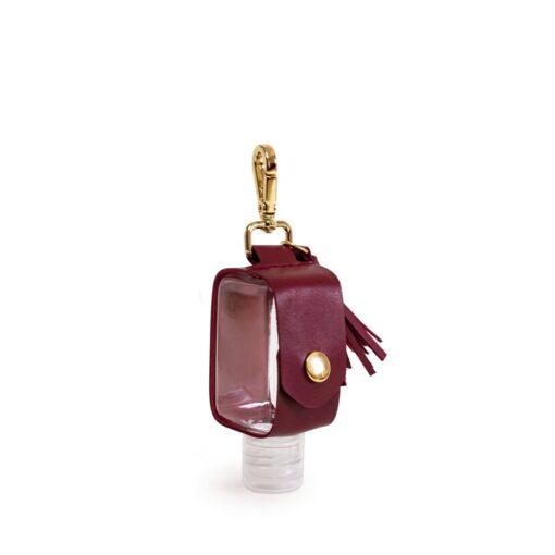 aurora-bee-porta-alcool-gel-vinho-lado