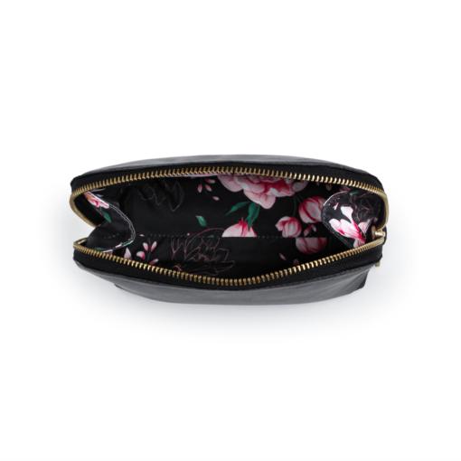 aurora-bee-necessaire-feminina-couro-preta-3-topview